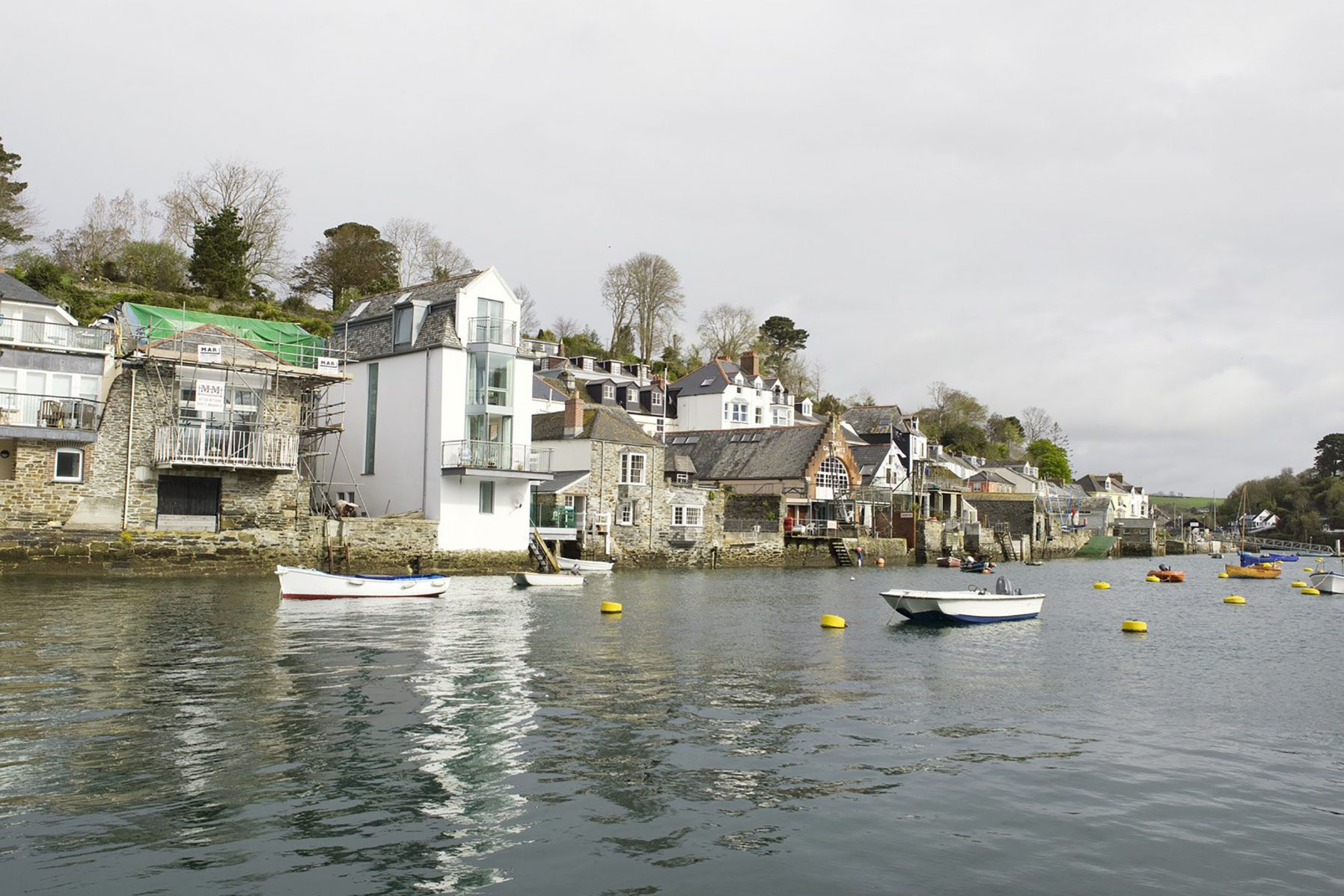 Private Residence・Fowey, Cornwall